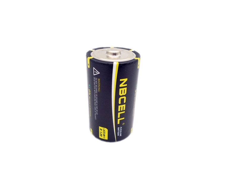 Super alkaline LR20 battery