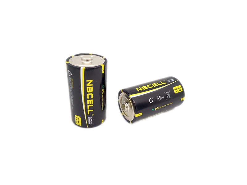 Super alkaline battery D