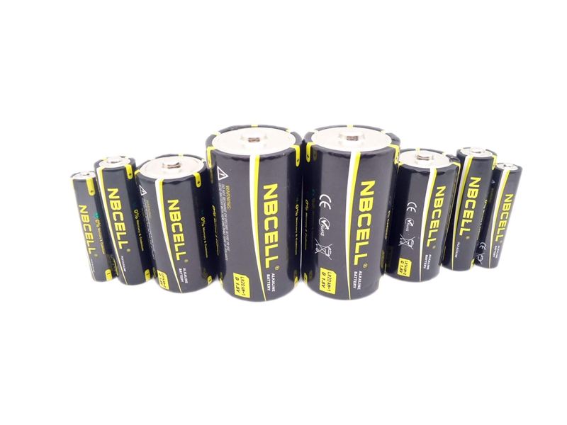 Super alkaline battery-NBCELL