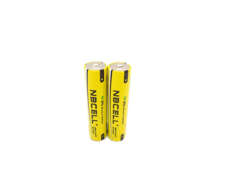 Super heavy duty battery aaa