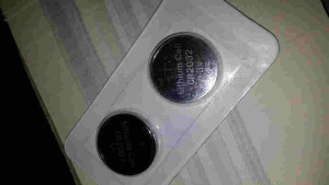 NBCELL lithium button cell battery
